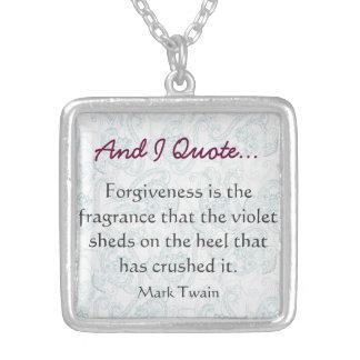 Forgiveness Necklace
