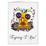 Forgiving I Am! Card