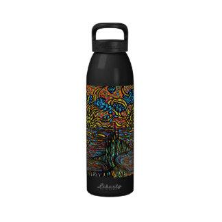 Forgiving Sun Reusable Water Bottle