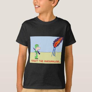 forgot marshmallows tyrmay T-Shirt