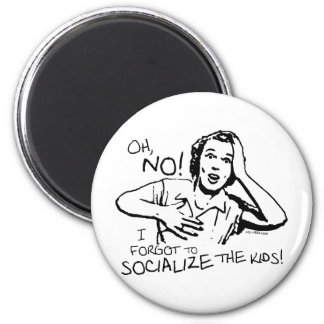 Forgot the Socialization Magnet