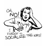 Forgot the Socialization shirt