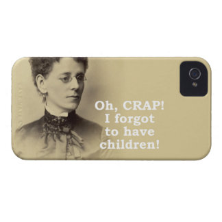 Forgot to have Children Case-Mate iPhone 4 Case