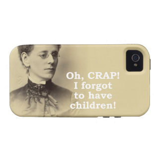 Forgot to have Children iPhone 4/4S Case