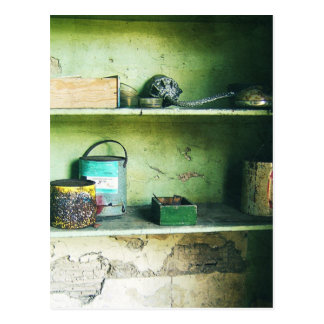 Forgotten Artefacts - Still Life Postcard