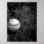 Forgotten Baseball Poster