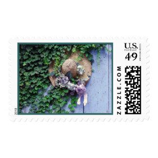 Forgotten Bonnet Stamp