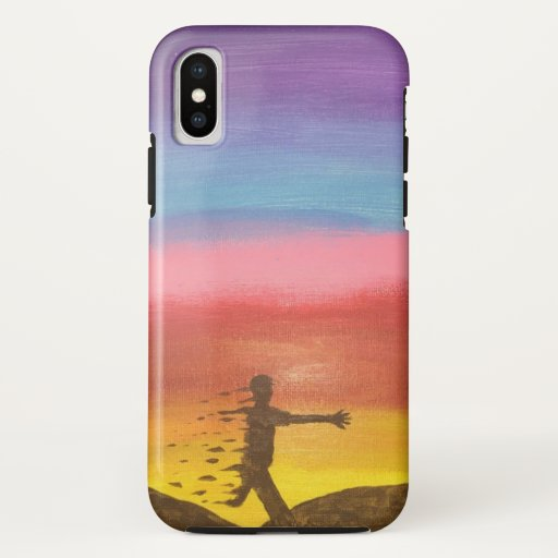 forgotten iPhone x case