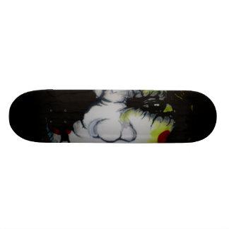 'Forgotten Doll' Skateboard