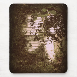 Forgotten Door Photo Mouse Pad