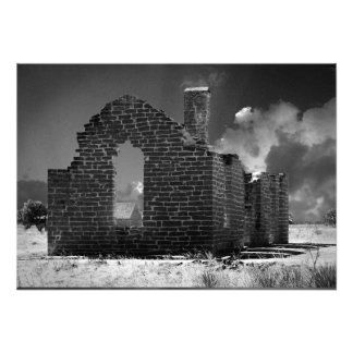 Forgotten Frontier Photo Print