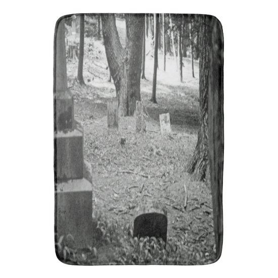 Forgotten Grave Bath Mat