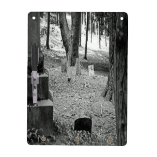 Forgotten Grave Dry Erase Board