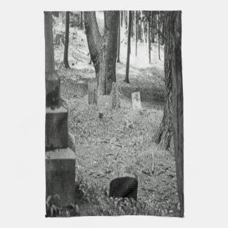 Forgotten Grave Hand Towel