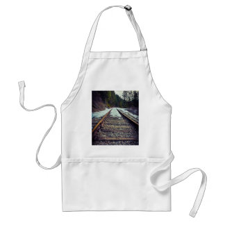 """Forgotten in Color"" Adult Apron"
