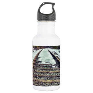 """Forgotten in Color"" Stainless Steel Water Bottle"