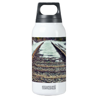 """""""Forgotten in Color"""" Thermos Water Bottle"""