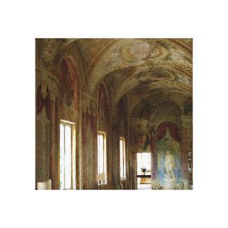 Forgotten Opulence Canvas Print