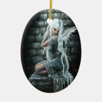 """Forgotten"" Ornament"