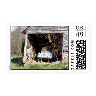 Forgotten Postage
