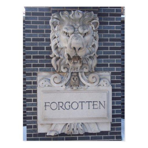 Forgotten Postcard