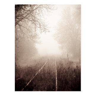 Forgotten Railroad Postcard
