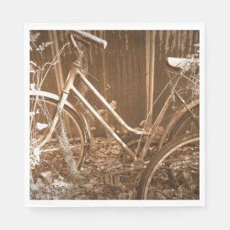 Forgotten Ride Paper Napkin
