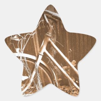 Forgotten Ride Star Sticker