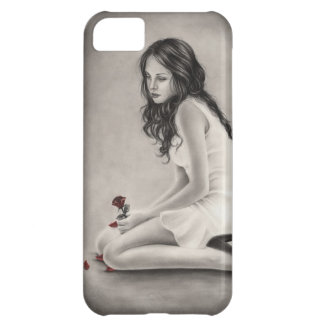 Forgotten Roses iPhone Case