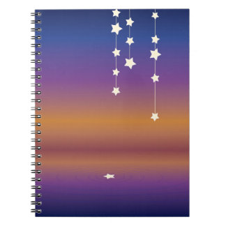 Forgotten Stars Sketchbook Journal