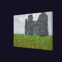 Forgotten Strife Canvas Print