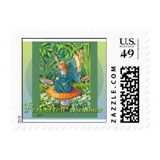 Forgotten Summer Postage Stamps