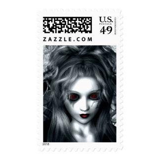 Forgotten Tempest Gothic Custom Postage