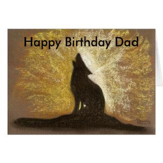 forgotton song  Happy Birthday Dad Cards
