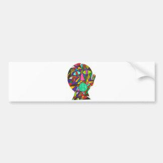 forjador-edenw etiqueta de parachoque