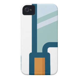 Fork and Cleaver iPhone 4 Case