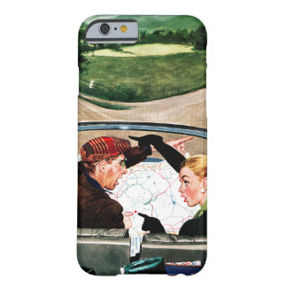 Fork in the Road Barely There iPhone 6 Case
