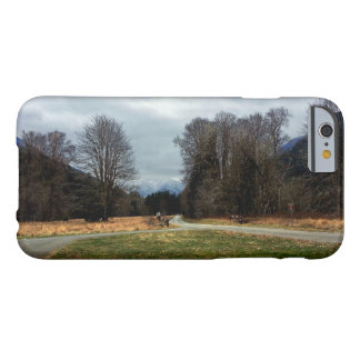 Fork in the Road Olympic National Park Barely There iPhone 6 Case