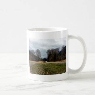 Fork in the Road Olympic National Park Coffee Mug