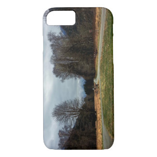 Fork in the Road Olympic National Park iPhone 8/7 Case