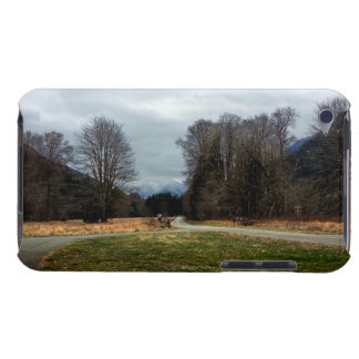 Fork in the Road Olympic National Park iPod Case-Mate Case