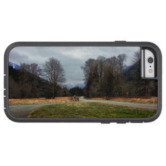 Fork in the Road Olympic National Park Tough Xtreme iPhone 6 Case