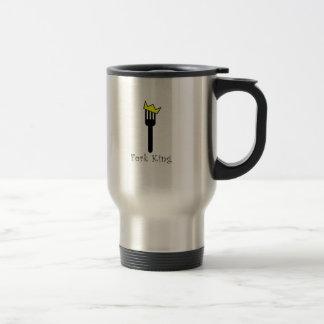 Fork King Travel Mug