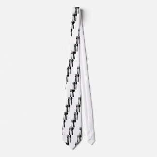 fork knife spoon icon neck tie