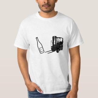 Fork Lift Cognac T Shirt