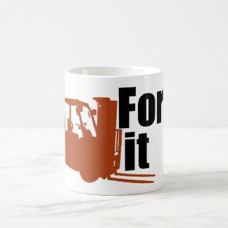 Fork Lift LoL Mug
