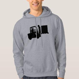 Fork-lift operator hoodie