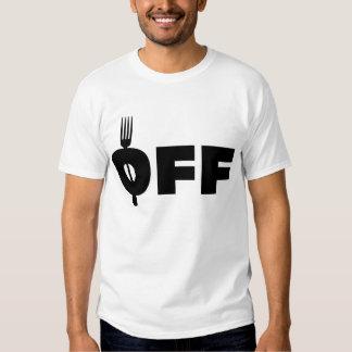 Fork Off T Shirt