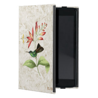 Fork Tailed Wood Nymph Hummingbird iPad Mini Case