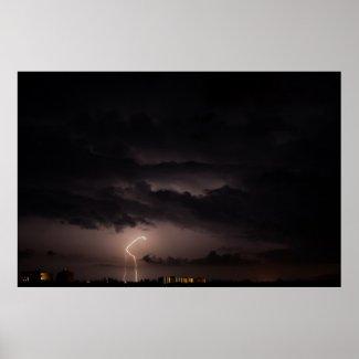 Forked Lightning Poster